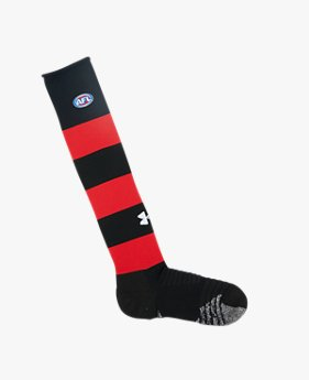 Men's Essendon FC 2020 Playing Socks Long