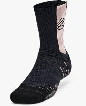 Erkek UA Playmaker Curry Golf Çorabı
