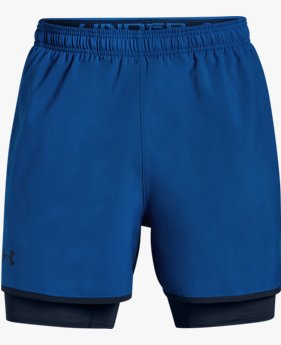 Men's UA Qualifier 2-in-1 Shorts