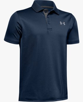 Playera Polo UA Performance para Niño