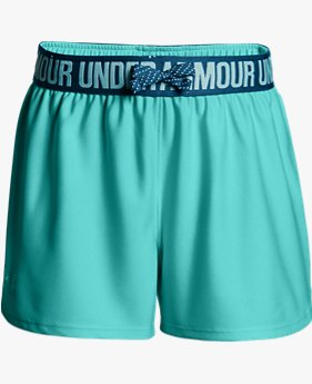 Short UA Play Up Infantil Feminino