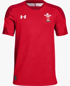 Boys' WRU Supporters Jersey