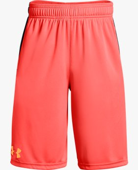 Shorts de Treino Infantil Masculino Under Armour Stunt