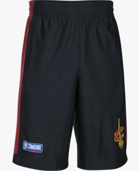 Shorts NBA Combine UA Isolation Masculino