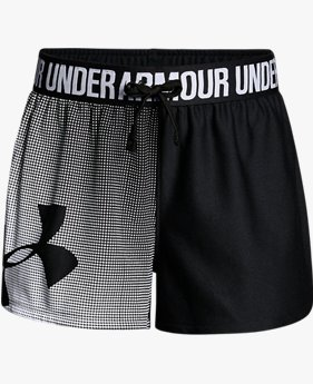 Shorts Feminino UA Play Up Graphic