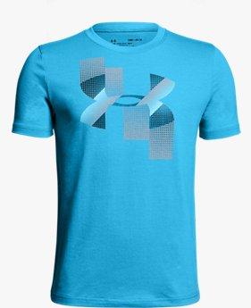 【アウトレット】UAラピッドロゴ(トレーニング/Tシャツ/BOYS)