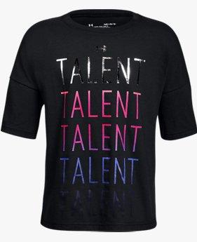 Kız Çocuk UA Multi Talented Tişört