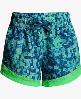 Shorts Estampados UA Sprint para Niña