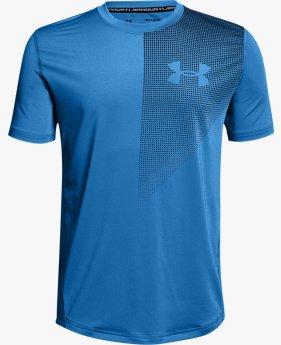 【アウトレット】UAレイドTシャツ(トレーニング/BOYS)