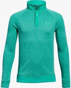 Erkek Çocuk UA Storm SweaterFleece ½ Snap