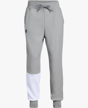 Girls' UA Double Knit Joggers