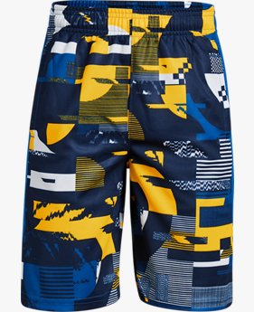 Boys' UA Baseline Shorts