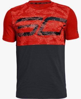 Kaus SC30 Long Line untuk Pria Muda