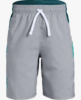 Shorts UA Evolve Woven infantis masculinos