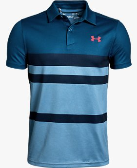Boys' UA Vanish Engineered Polo