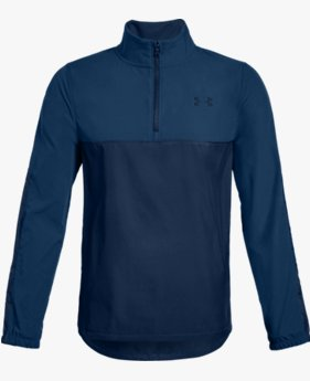 Boys' UA Windstrike Novelty ½ Zip