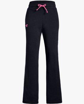 Girls' UA Rival Terry Track Pants