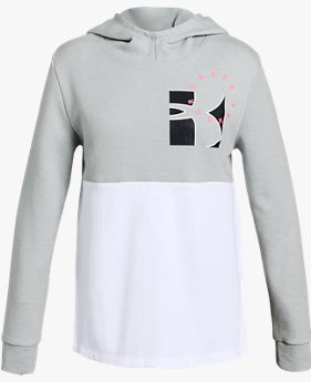 Girls' UA Unstoppable Double Knit Hoodie