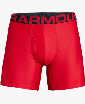 "Men's UA Tech™ 6"" Boxerjock® – 2-Pack"