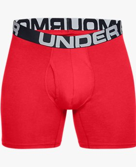 Boxer Charged Cotton® 15 cm Boxerjock® pour homme – lot de 3