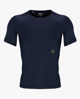 Kaus Lengan Pendek UA RUSH™ Compression untuk Pria