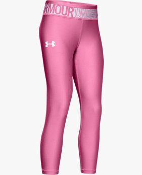 Girls' HeatGear® Armour Ankle Crop