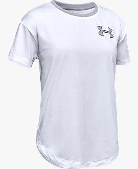 UAヒートギアアーマー ショートスリーブ(トレーニング/Tシャツ/GIRLS)