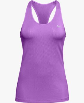 Women's HeatGear® Armour Racer Tank