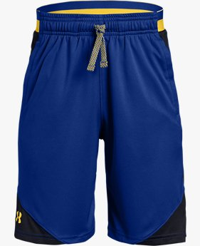 Boys' UA Stunt 2.0 Shorts