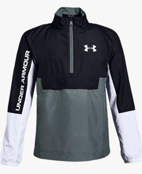 Boys' UA Woven Anorak Jacket