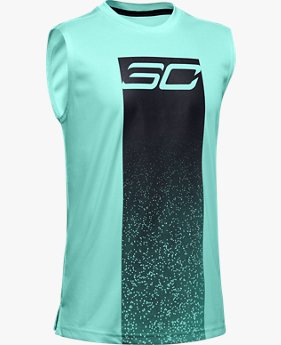 Boys' SC30 Sleeveless T-Shirt