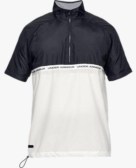 Camiseta de compresión sin mangas UA Vanish Negro | Manga corta Under Armour Hombre