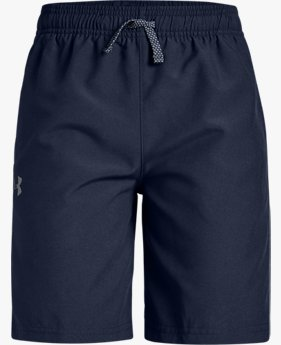 Boys' UA Woven Graphic Shorts