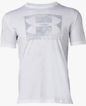 【アウトレット】UAボックス スポーツスタイル ショートスリーブ(トレーニング/MEN)