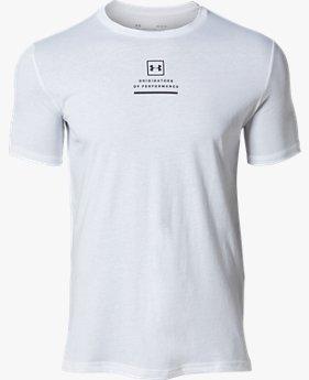 UA 〈ORIGINATORS PHOTOREAL〉 ショートスリーブ スプリットヘム(トレーニング/Tシャツ/MEN)