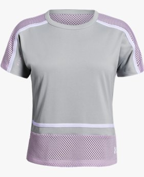 Girls' UA SPWW Highlight Short Sleeve T-Shirt