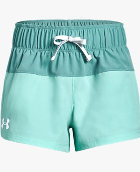 Meisjesboardshorts UA Beat The Heat Splash