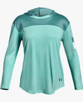 Girls' UA Sun Armour Long Sleeve
