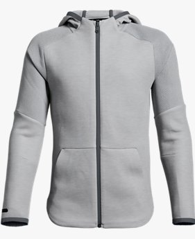 Boys' UA Move Light Full Zip