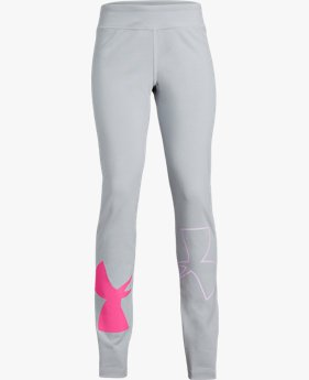 Girls' UA Finale Leggings