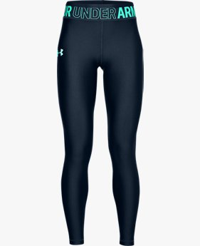 Girls' HeatGear® Armour Leggings