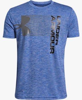 Jungen UA Crossfade T-Shirt