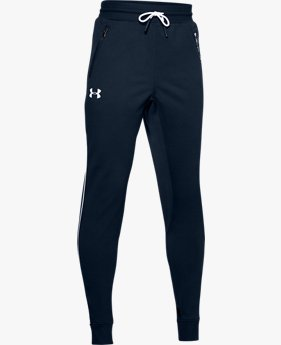 Boys' UA Pennant Tapered Trousers