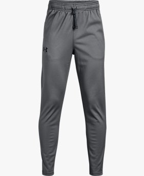 Boys' UA Brawler 2.0 Tapered Trousers