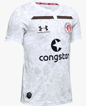 Youth St. Pauli Replica Shirt