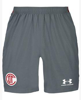 Shorts de entrenamiento Toluca para hombre