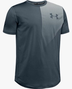 Boys' UA MK-1 Short Sleeve T-Shirt
