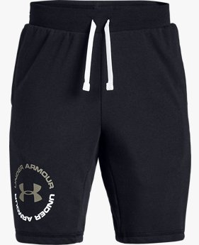 Boys' UA Rival Terry Shorts