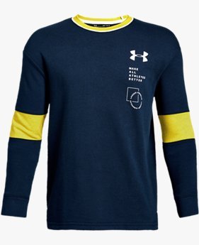 Boys' UA Rival Terry Crew