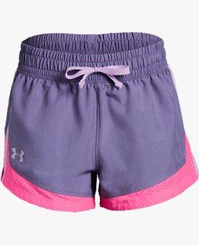 Shorts UA Sprint para Niña
